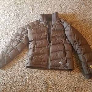 Cute down jacket size small